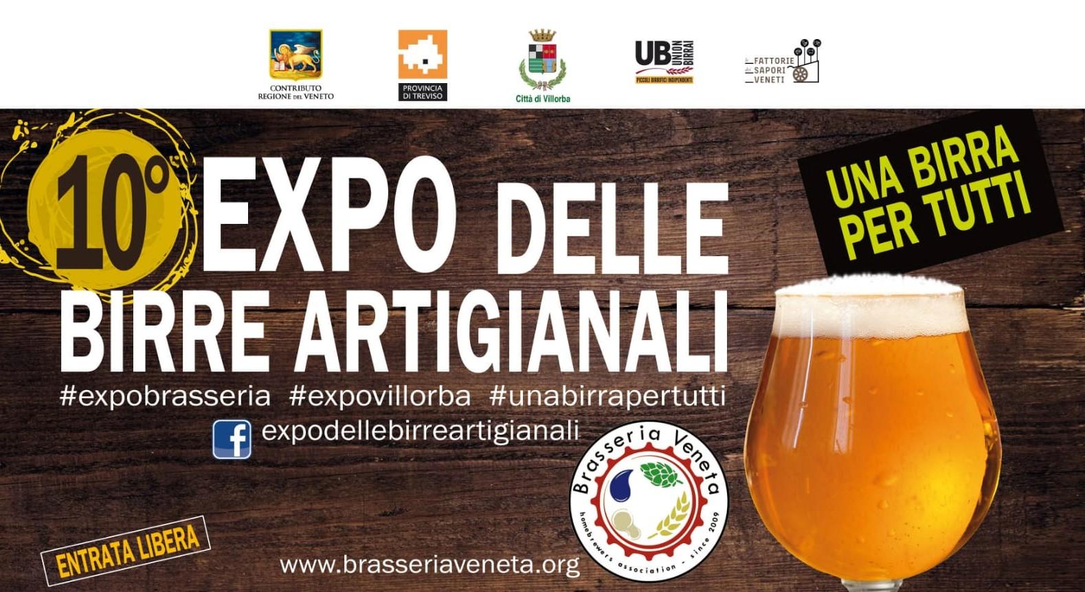 Locandina 10 Expo Brasseria