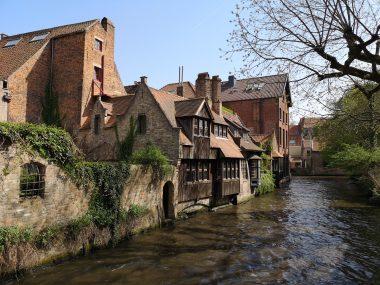 I canali di Brugges