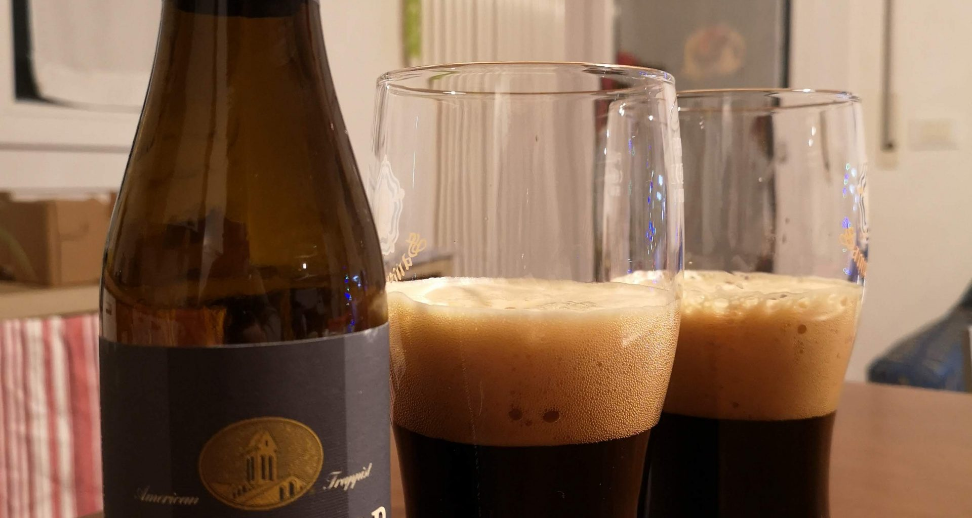Spencer Brewery - Trappist Imperial Stout