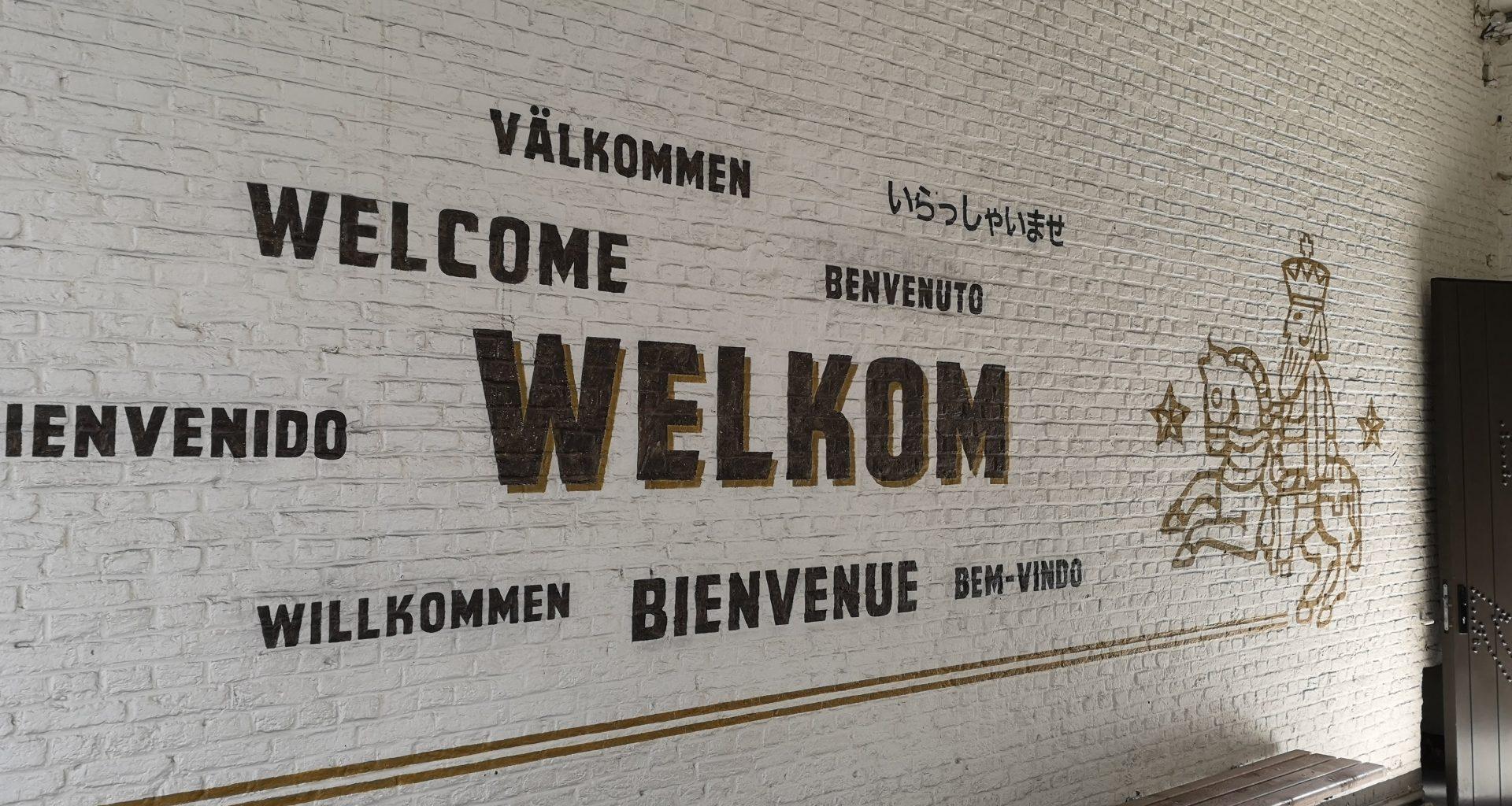 Benvenuti a Het Anker!
