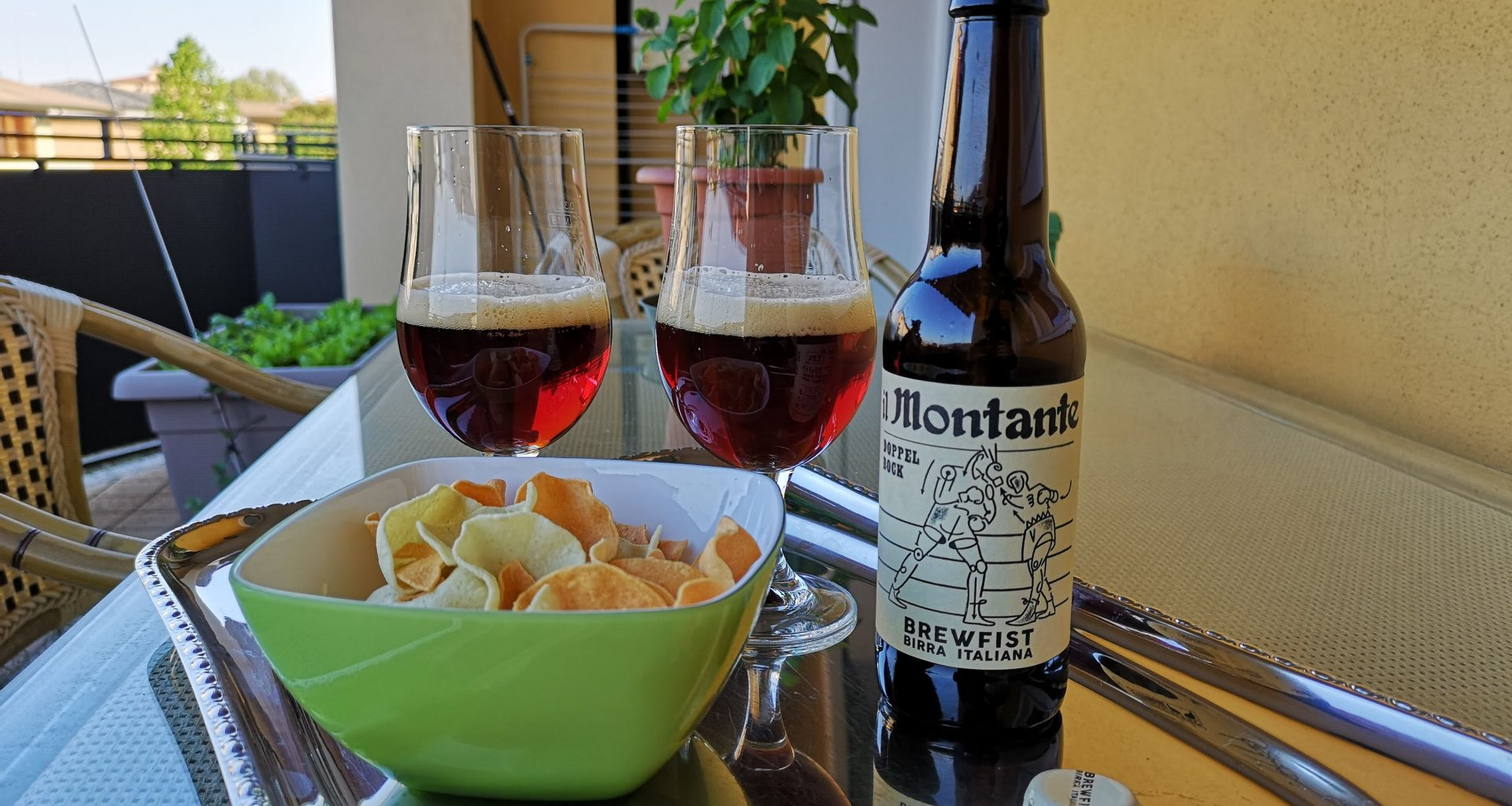 Il Montante - Brewfist