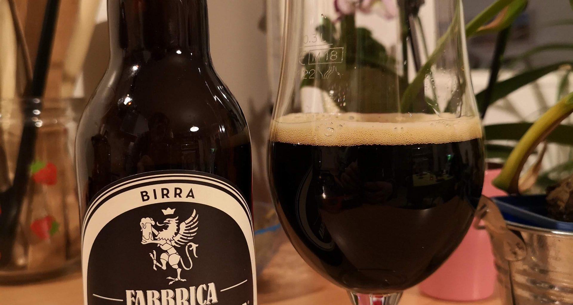 Chocolate Porter - Fabbrica della Birra Perugia